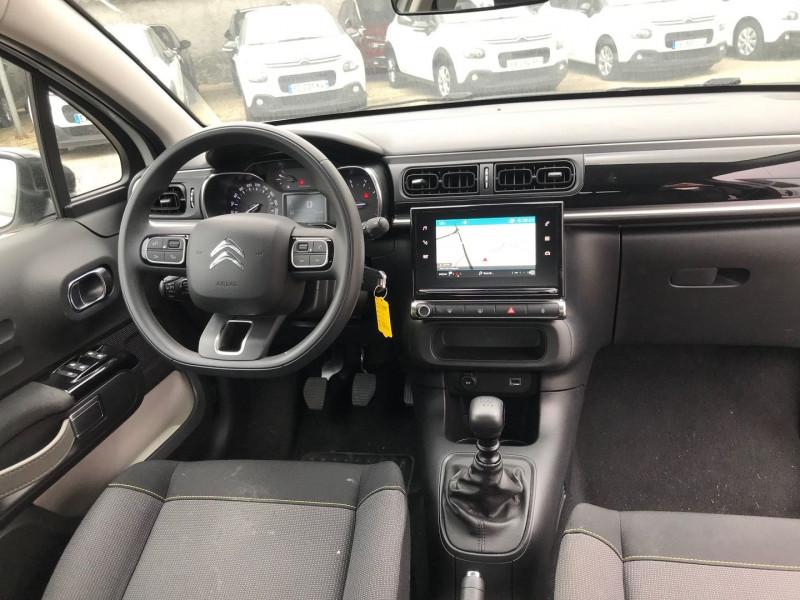 Photo 10 de l'offre de CITROEN C3 STE 1.6 BLUEHDI 100CH S&S FEEL NAV E6.D-TEMP à 10500€ chez Brignais automobiles