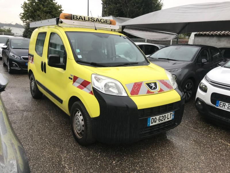 Peugeot BIPPER 117 L1 1.3 HDI 75CH PACK CD CLIM Diesel BLANC Occasion à vendre