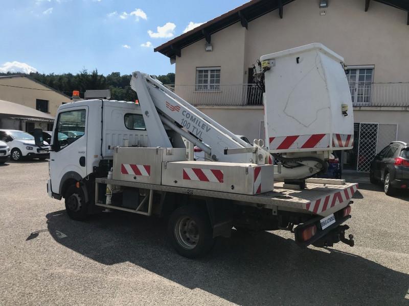 Photo 4 de l'offre de RENAULT TRUCKS MAXITY CCB 110 35 +  NACELLE COMILEV 100 à 27480€ chez Brignais automobiles