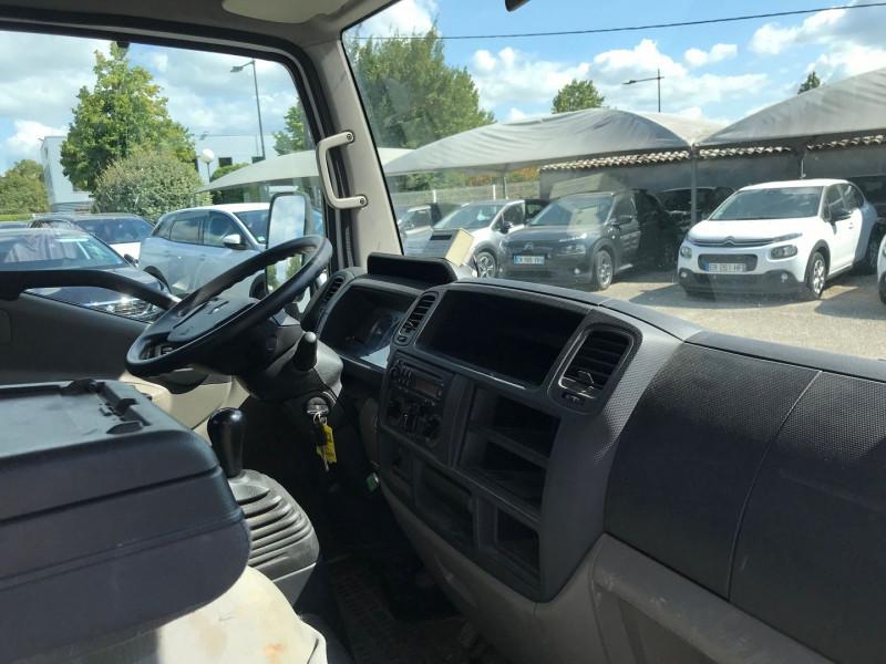 Photo 7 de l'offre de RENAULT TRUCKS MAXITY CCB 110 35 +  NACELLE COMILEV 100 à 27480€ chez Brignais automobiles