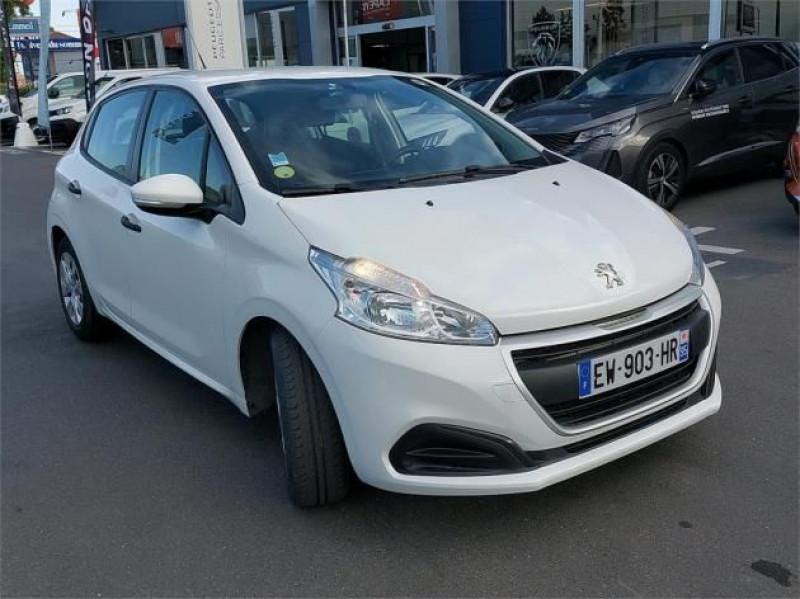 Photo 2 de l'offre de PEUGEOT 208 AFFAIRE 1.6 BLUEHDI 100CH PREMIUM à 8900€ chez Brignais automobiles