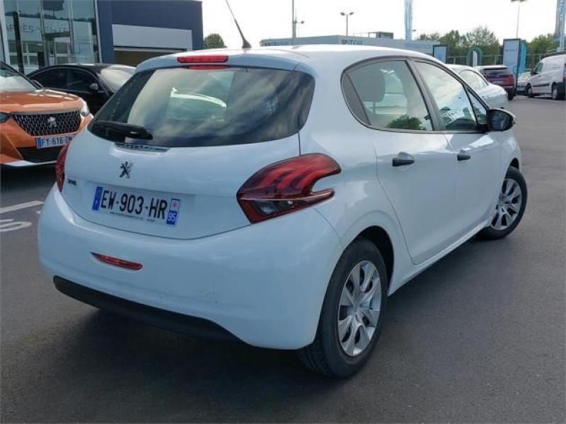 Photo 4 de l'offre de PEUGEOT 208 AFFAIRE 1.6 BLUEHDI 100CH PREMIUM à 8900€ chez Brignais automobiles