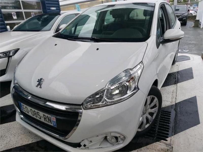 Photo 1 de l'offre de PEUGEOT 208 AFFAIRE 1.6 BLUEHDI 75CH PREMIUM PACK à 8400€ chez Brignais automobiles