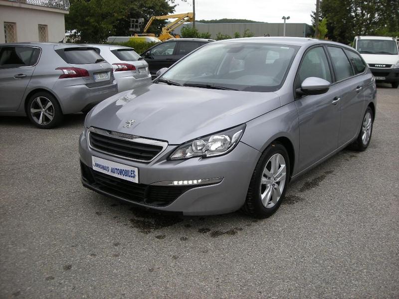 Photo 3 de l'offre de PEUGEOT 308 SW 1.6 HDI FAP 92CH ACTIVE à 12500€ chez Brignais automobiles