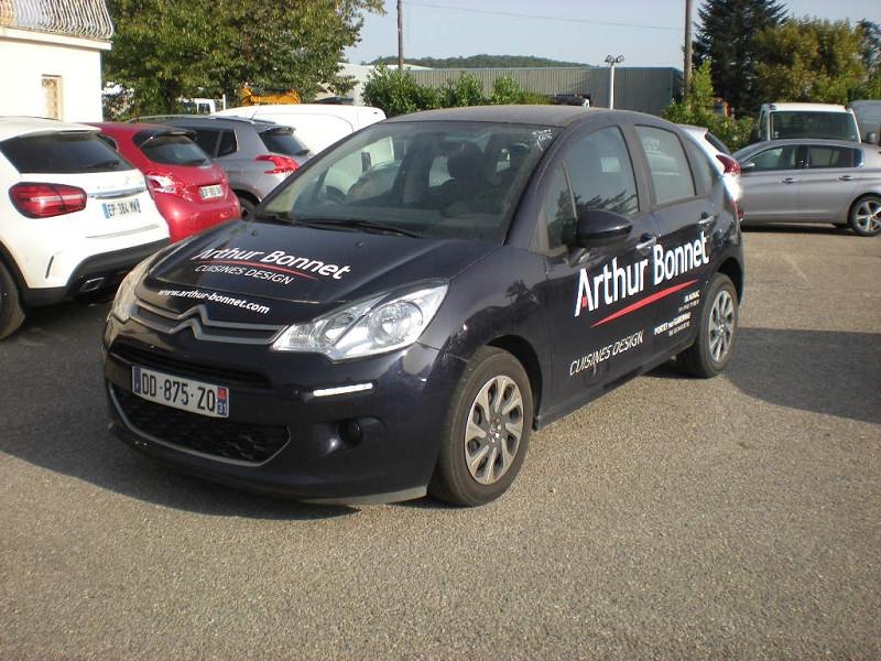 Photo 3 de l'offre de CITROEN C3 STE HDI 70 CLUB ENTREPRISE à 7800€ chez Brignais automobiles
