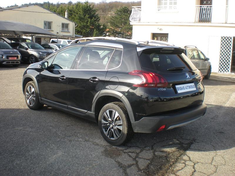 Photo 4 de l'offre de PEUGEOT 2008 1.6 BLUEHDI 100CH ALLURE BUSINESS S&S ETG6 à 11400€ chez Brignais automobiles