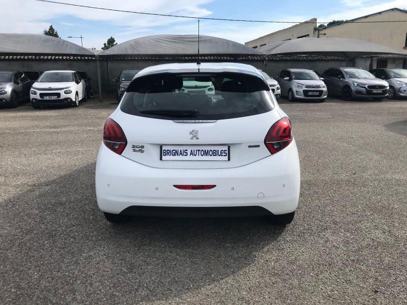 Photo 5 de l'offre de PEUGEOT 208 BUSINESS R 1.6 BLUEHDI 100 S&S 5P à 8400€ chez Brignais automobiles
