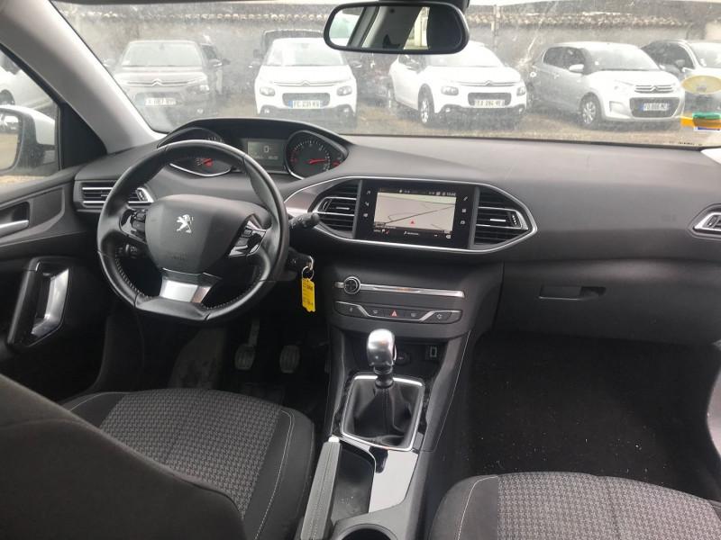 Photo 10 de l'offre de PEUGEOT 308 AFFAIRE 1.5 BLUEHDI 100CH S&S PREMIUM PACK à 13900€ chez Brignais automobiles