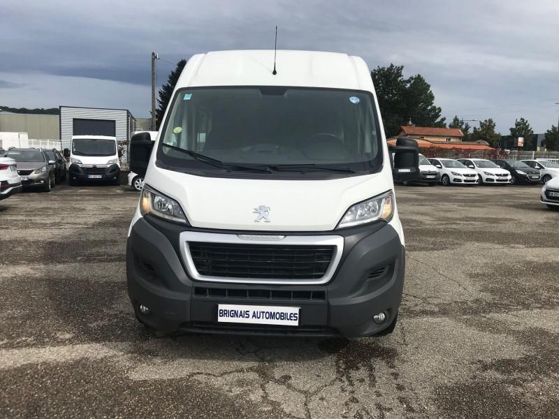 Photo 2 de l'offre de PEUGEOT BOXER FG 333 L2H2  2.0 BLUEHDI 130 CAB APPROF PREMIUM PACK à 15900€ chez Brignais automobiles