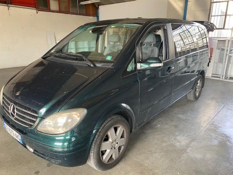 Mercedes-Benz VIANO CDI 2.2 FUN COMPACT Diesel VERT Occasion à vendre
