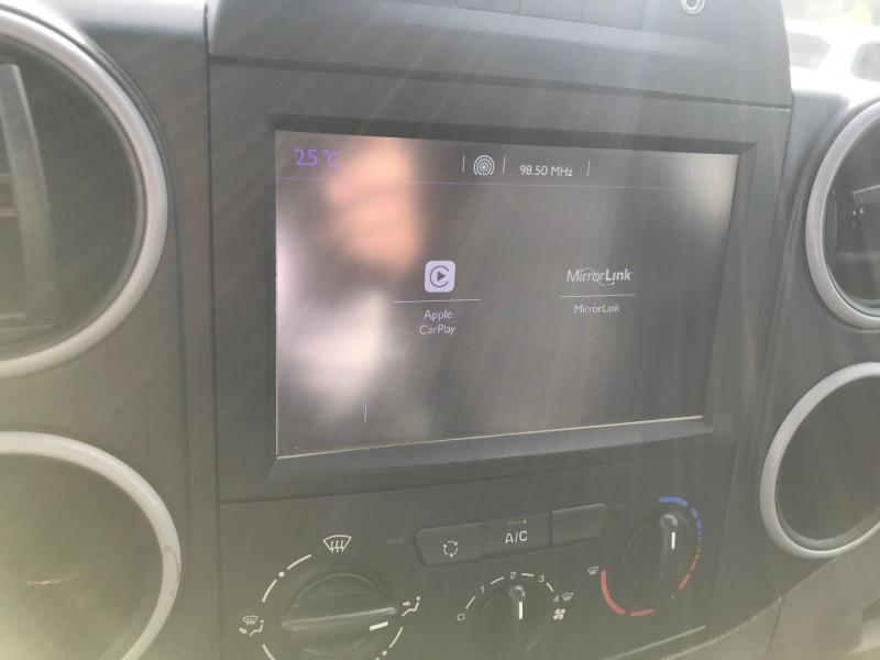 Photo 11 de l'offre de CITROEN BERLINGO M 1.6 BLUEHDI 100 S&S BUSINESS à 15400€ chez Brignais automobiles