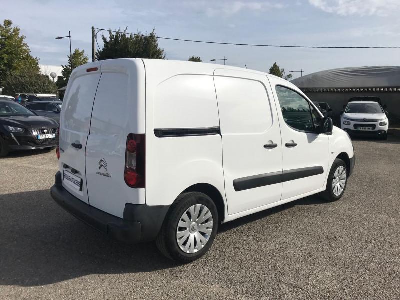 Photo 6 de l'offre de CITROEN BERLINGO M 1.6 BLUEHDI 100 S&S BUSINESS à 11400€ chez Brignais automobiles