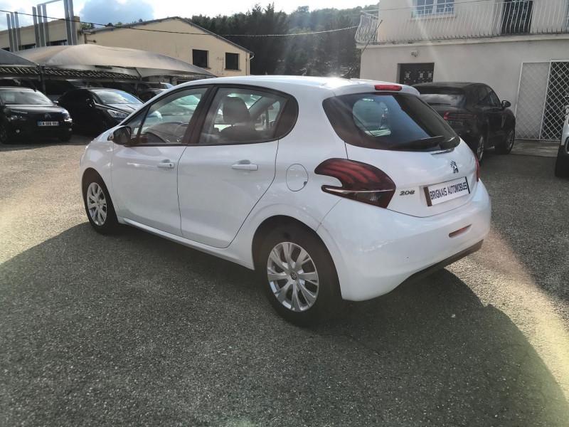 Photo 4 de l'offre de PEUGEOT 208 AFFAIRE 1.6 BLUEHDI 75CH PREMIUM PACK à 8900€ chez Brignais automobiles