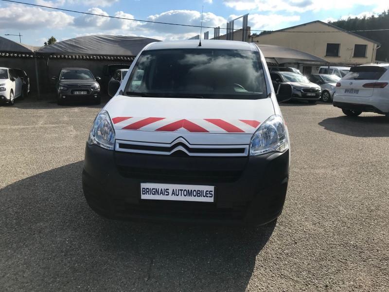 Photo 2 de l'offre de CITROEN BERLINGO M 1.6 BLUEHDI 100 CLUB à 15400€ chez Brignais automobiles