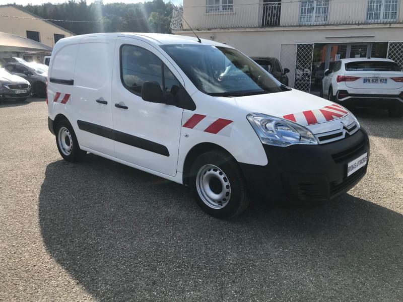 Photo 1 de l'offre de CITROEN BERLINGO M 1.6 BLUEHDI 100 CLUB à 15400€ chez Brignais automobiles