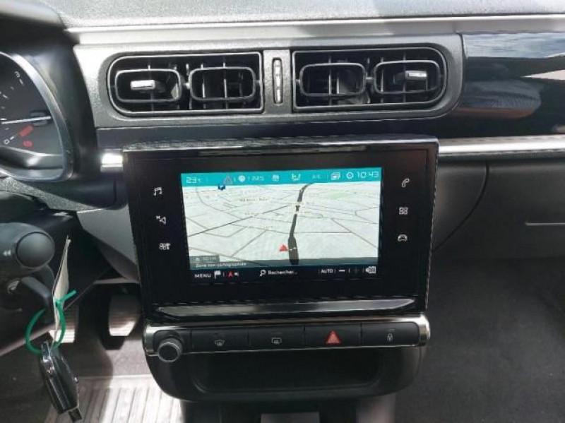 Photo 7 de l'offre de CITROEN C3 STE 1.6 BLUEHDI 75CH S&S FEEL NAV à 8900€ chez Brignais automobiles