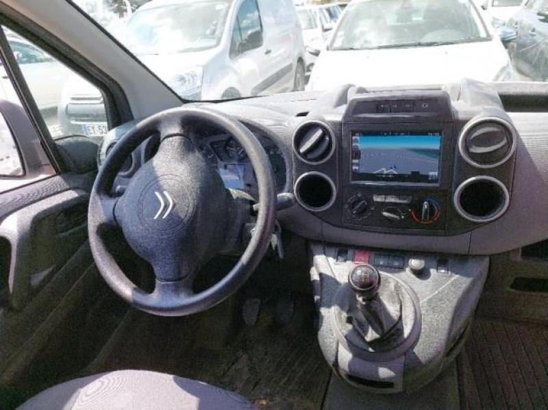 Photo 5 de l'offre de CITROEN BERLINGO M 1.6 BLUEHDI 75 BUSINESS à 10680€ chez Brignais automobiles