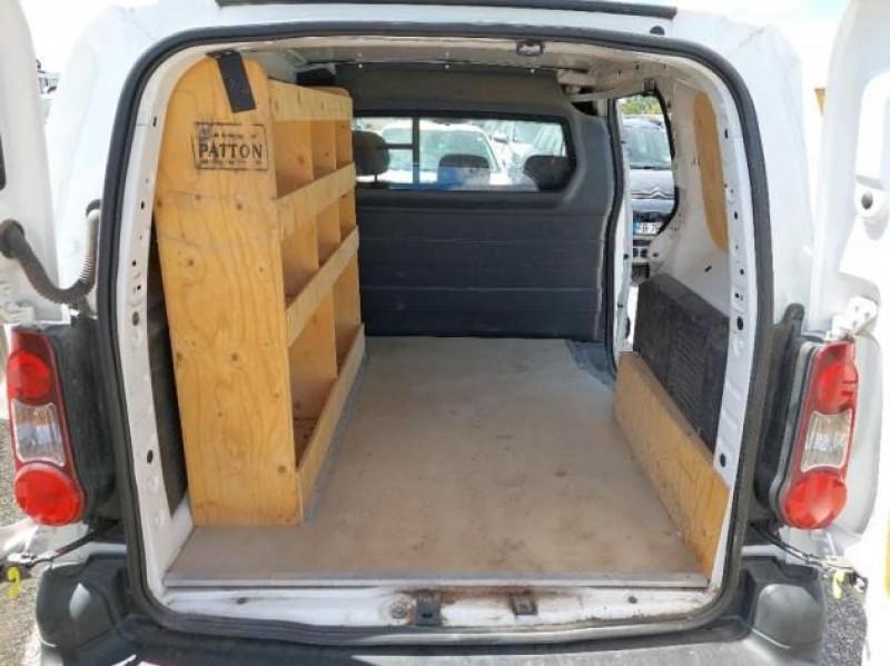 Photo 7 de l'offre de CITROEN BERLINGO M 1.6 BLUEHDI 75 BUSINESS à 10680€ chez Brignais automobiles