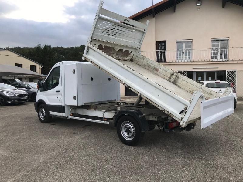 Photo 10 de l'offre de FORD TRANSIT 2T CCB 350 L3 2.0 TDCI 130CH AMBIENTE 4X4 à 22080€ chez Brignais automobiles