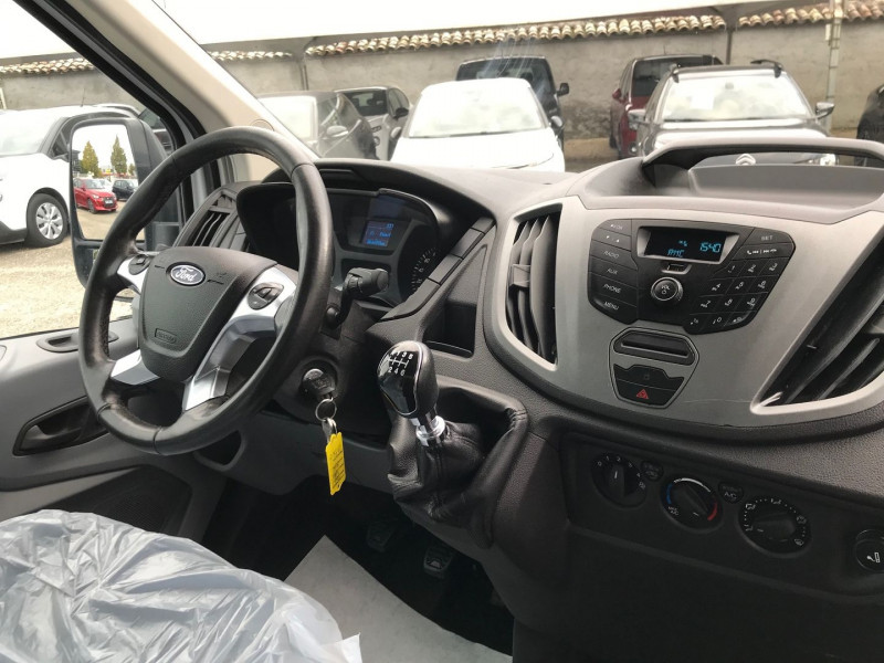 Photo 9 de l'offre de FORD TRANSIT 2T CCB 350 L3 2.0 TDCI 130CH AMBIENTE 4X4 à 22080€ chez Brignais automobiles