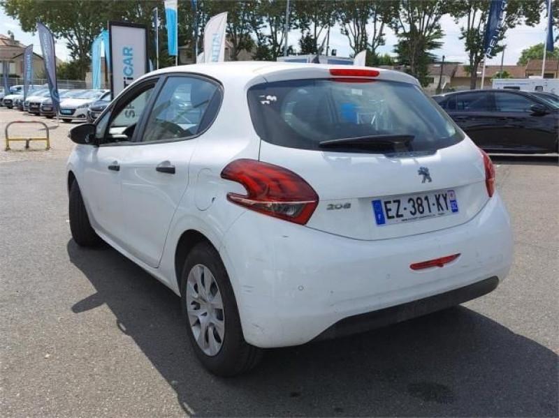 Photo 3 de l'offre de PEUGEOT 208 AFFAIRE 1.6 BLUEHDI 75CH PREMIUM à 9900€ chez Brignais automobiles