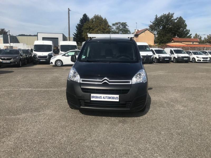 Photo 2 de l'offre de CITROEN BERLINGO M 1.6 BLUEHDI 100 S&S BUSINESS à 14900€ chez Brignais automobiles