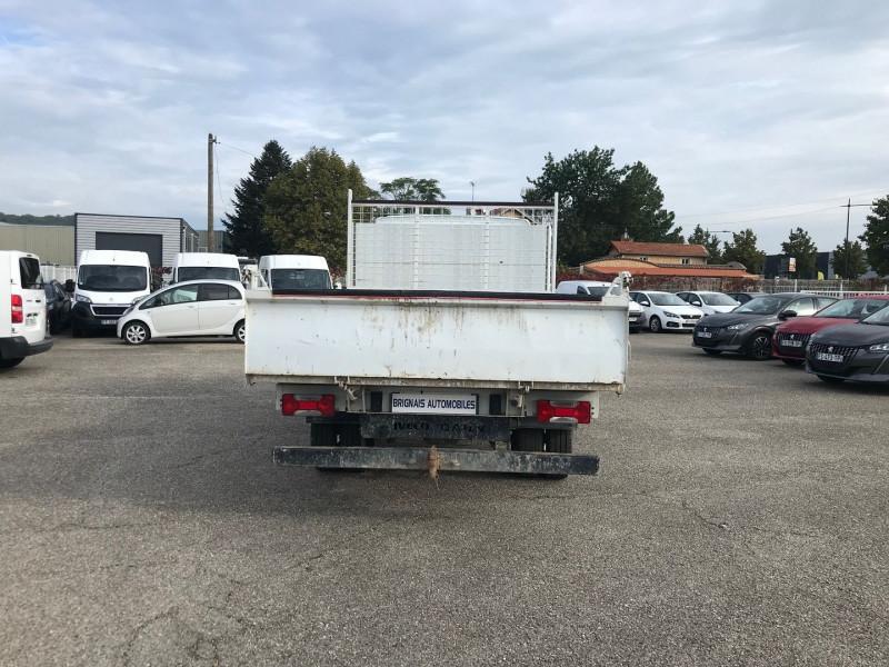 Photo 5 de l'offre de IVECO DAILY CCB 35C13 D  3450 BENNE + COFFRE  3PL.  130CH à 28680€ chez Brignais automobiles