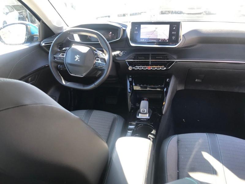 Photo 10 de l'offre de PEUGEOT 208 1.2 PURETECH 100CH S&S ALLURE EAT8 à 20990€ chez Brignais automobiles