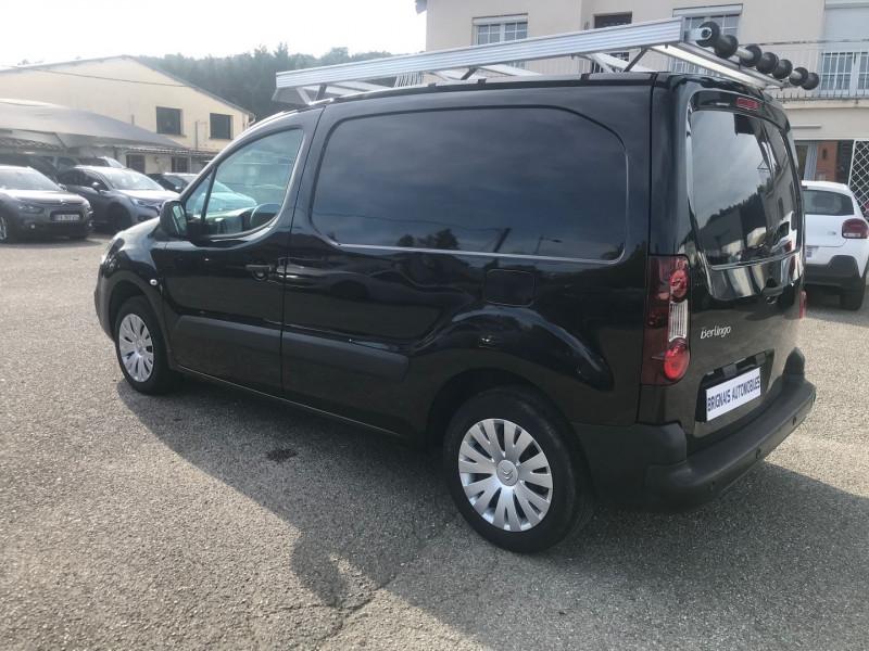 Photo 4 de l'offre de CITROEN BERLINGO M 1.6 BLUEHDI 100 S&S BUSINESS à 14900€ chez Brignais automobiles