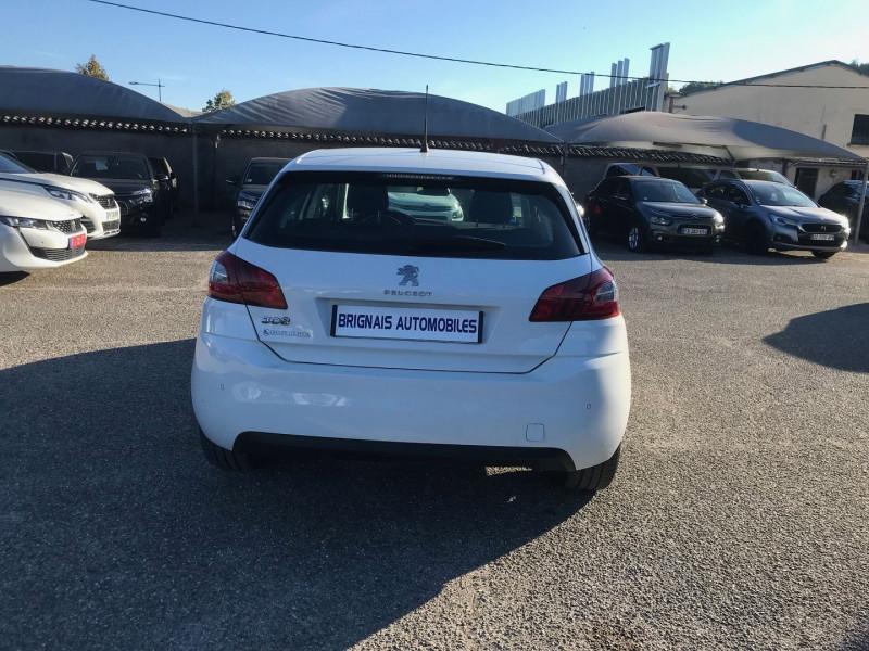 Photo 5 de l'offre de PEUGEOT 308 AFFAIRE 1.6 BLUEHDI 100CH S&S PREMIUM PACK à 13900€ chez Brignais automobiles