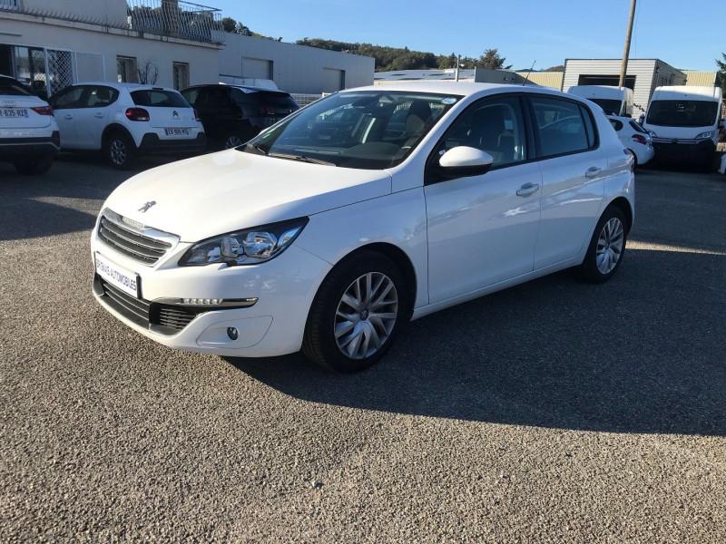 Photo 3 de l'offre de PEUGEOT 308 AFFAIRE 1.6 BLUEHDI 100CH S&S PREMIUM PACK à 13900€ chez Brignais automobiles