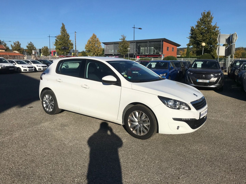 Photo 1 de l'offre de PEUGEOT 308 AFFAIRE 1.6 BLUEHDI 100CH S&S PREMIUM PACK à 13900€ chez Brignais automobiles