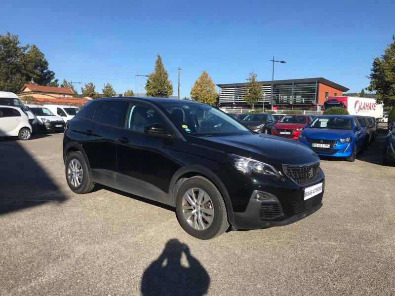 Peugeot 3008 1.5 BLUEHDI 130CH E6.C ACTIVE BUSINESS S&S EAT8 Diesel NOIR Occasion à vendre
