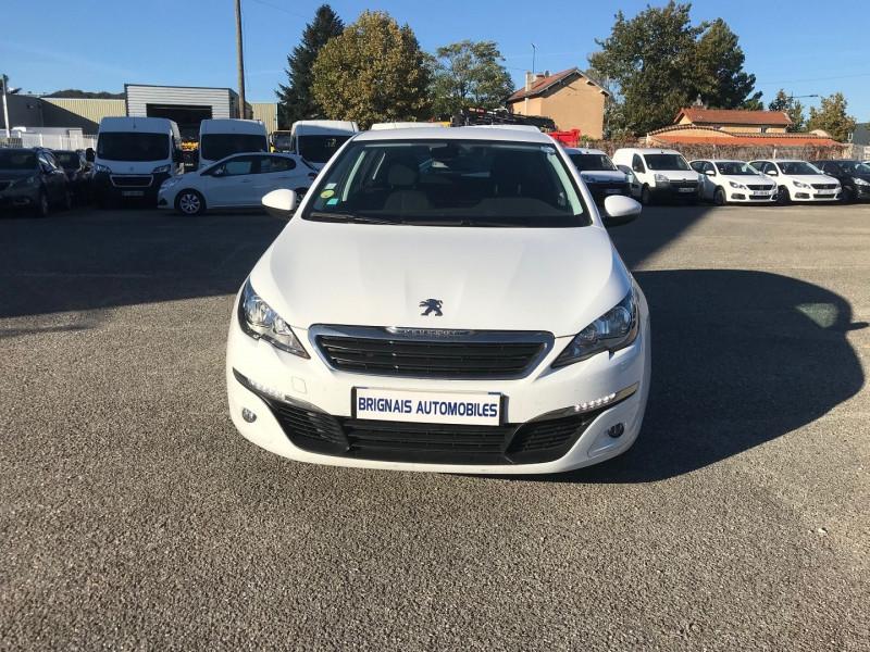 Photo 2 de l'offre de PEUGEOT 308 AFFAIRE 1.6 BLUEHDI 100CH S&S PREMIUM PACK à 13900€ chez Brignais automobiles