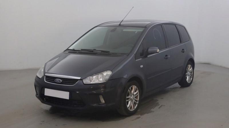 Ford C-MAX 1.6 TDCI 90CH GHIA Diesel GRIS F Occasion à vendre