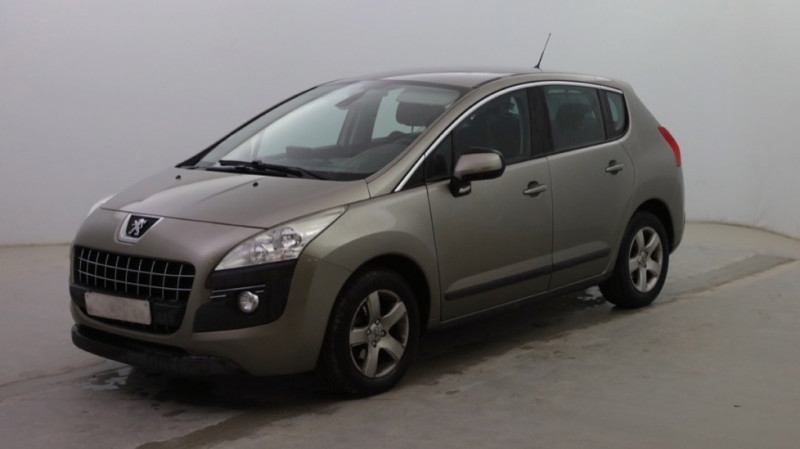 Peugeot 3008 1.6 HDI110 FAP BUSINESS PACK Diesel GRIS Occasion à vendre
