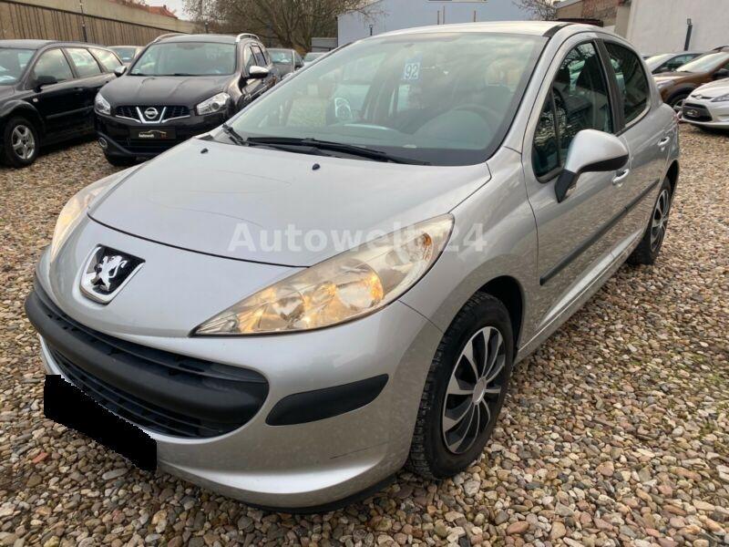 Peugeot 207 1.4 STYLE 5P Essence GRIS Occasion à vendre