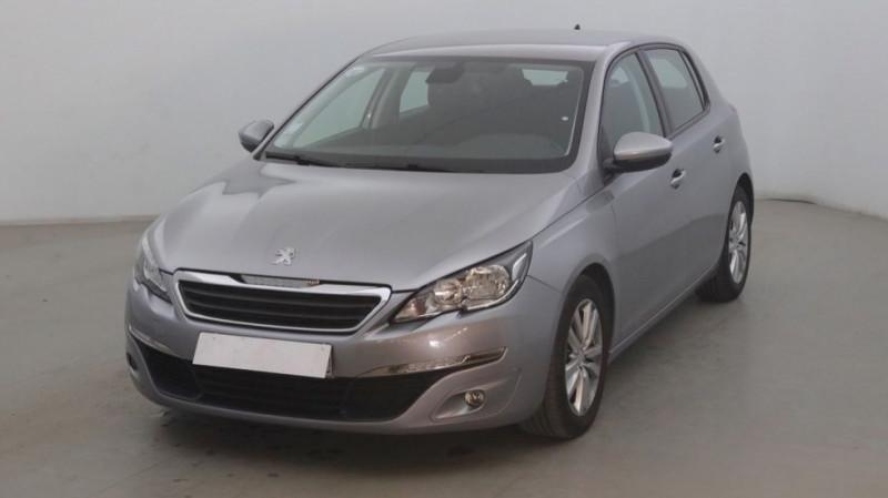 Photo 5 de l'offre de PEUGEOT 308 1.6 HDI FAP 92CH ACTIVE 5P à 9800€ chez JD Contact Automobiles