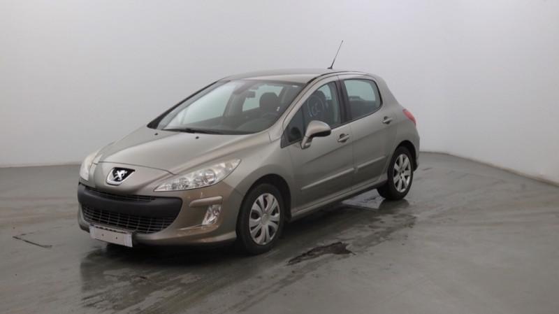Peugeot 308 1.6 HDI110 FAP PREMIUM 5P Diesel GRIS F Occasion à vendre