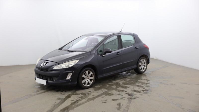 Peugeot 308 1.6 HDI110 CONFORT PACK FAP BVM6 5P Diesel GRIS Occasion à vendre
