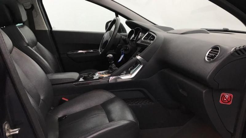 Photo 9 de l'offre de PEUGEOT 3008 2.0 HDI150 FAP FELINE à 6900€ chez JD Contact Automobiles
