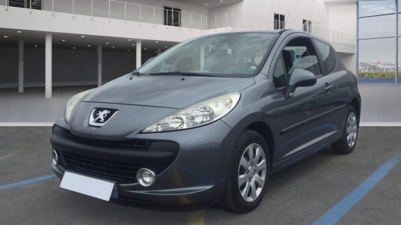Peugeot 207 1.4 HDI70 PREMIUM 3P Diesel GRIS Occasion à vendre