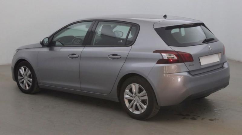 Photo 8 de l'offre de PEUGEOT 308 1.6 HDI FAP 92CH ACTIVE 5P à 9800€ chez JD Contact Automobiles