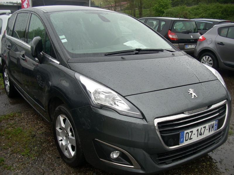 Peugeot 5008 1.6 BLUEHDI 120CH ACCESS BUSINESS S&S Diesel GRIS F Occasion à vendre