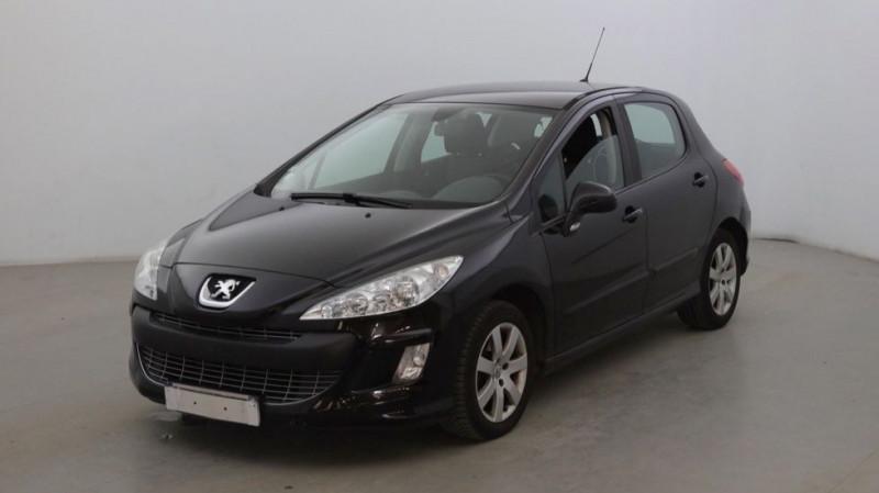 Peugeot 308 1.6 HDI112 FAP PREMIUM PACK 5P Diesel NOIR Occasion à vendre
