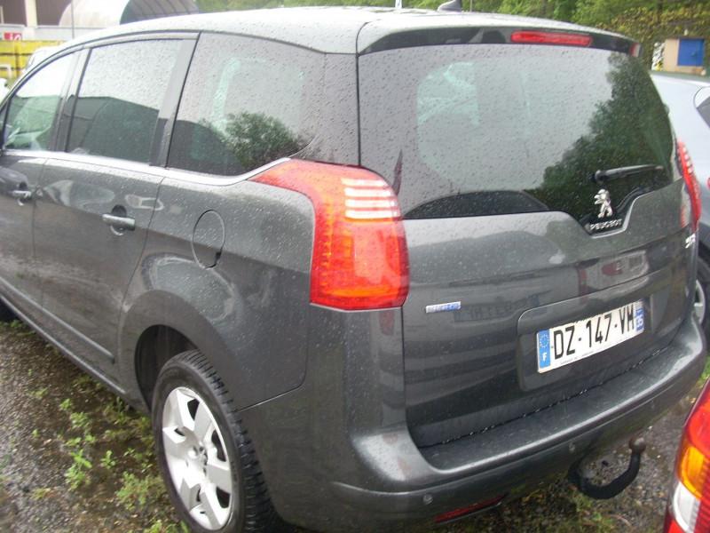 Photo 4 de l'offre de PEUGEOT 5008 1.6 BLUEHDI 120CH ACCESS BUSINESS S&S à 8300€ chez JD Contact Automobiles