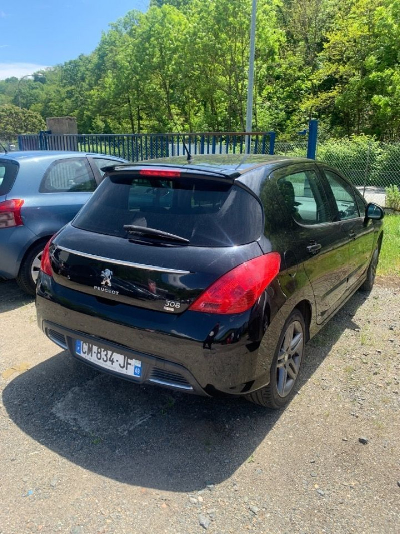 Photo 5 de l'offre de PEUGEOT 308 1.6 E-HDI112 FAP SPORTIUM II à 5900€ chez JD Contact Automobiles