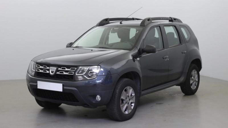 Dacia DUSTER 1.5 DCI 110CH BLACK TOUCH 2017 4X2 Diesel NOIR Occasion à vendre