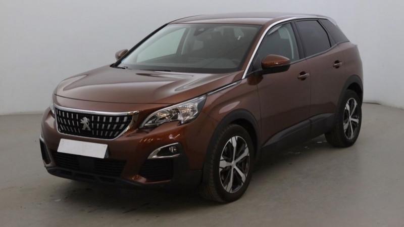 Peugeot 3008 2.0 BLUEHDI 150CH ACTIVE BUSINESS S&S Diesel MARRON Occasion à vendre