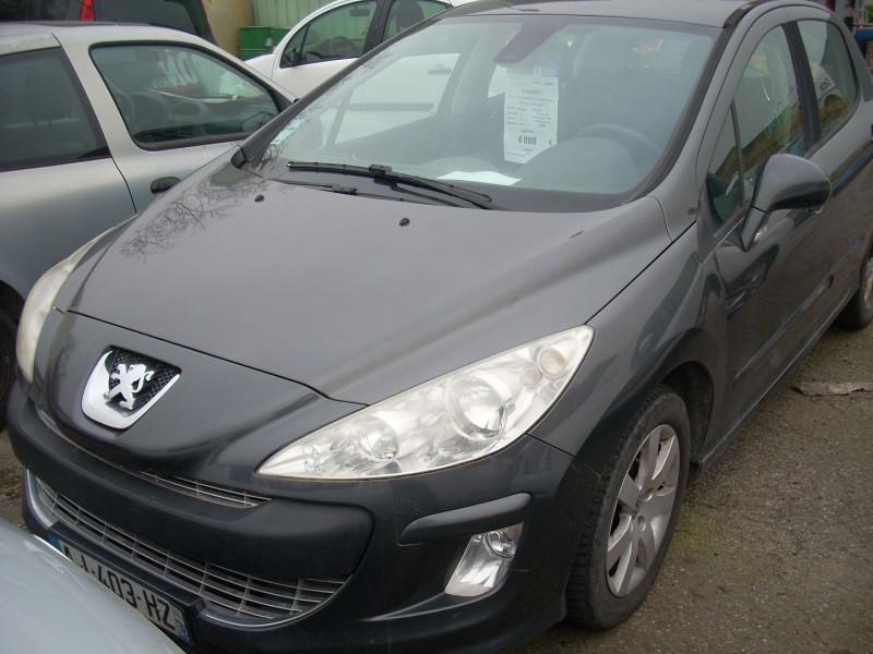 Peugeot 308 2.0 HDI136 PREMIUM PACK FAP 5P Diesel GRIS F Occasion à vendre